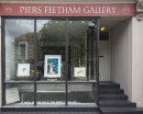 Piers Feetham Gallery, Fulham London