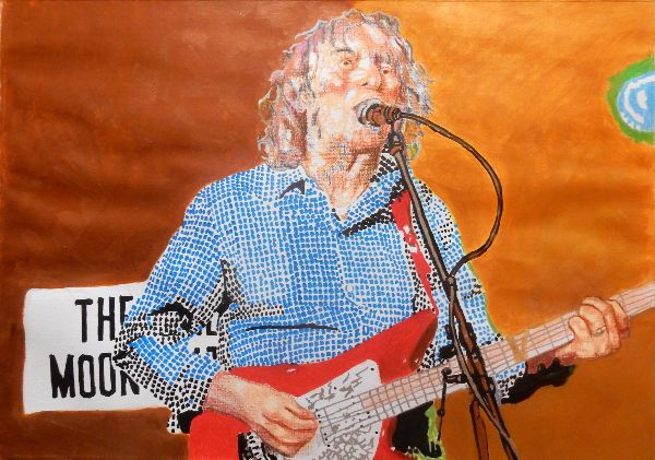 Albert Lee drawing