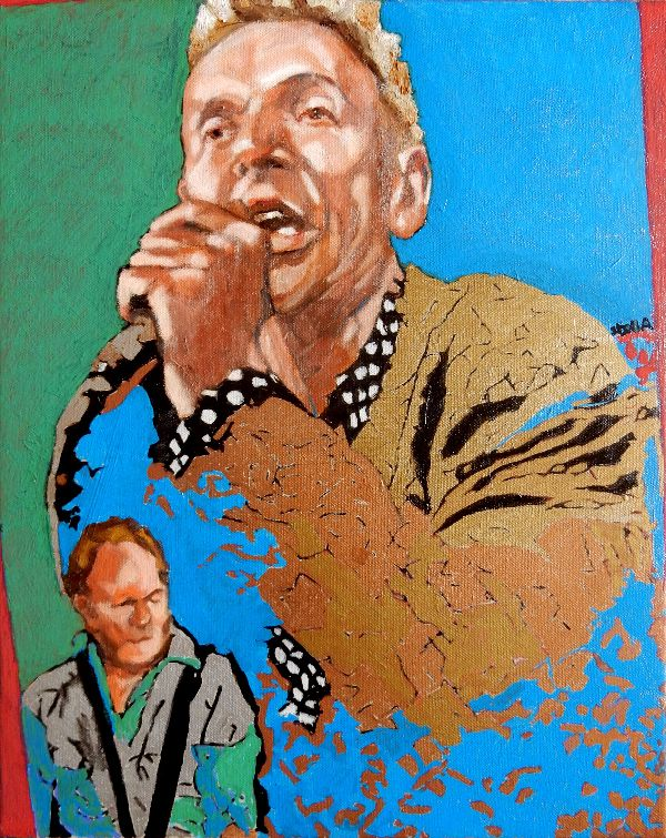 Dr Feelgood oils 40x50x1.5cms