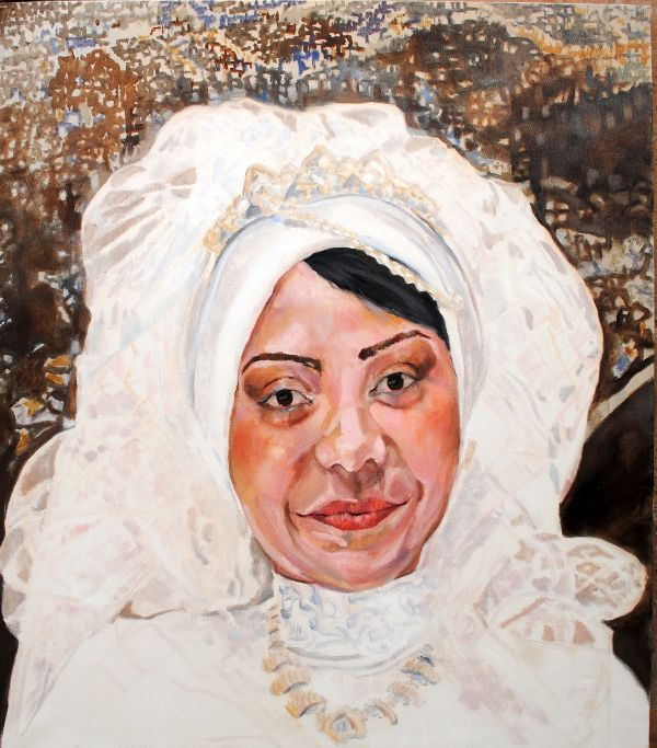 Egyptian bride oils PUBLIC COLLECTION EGYPT
