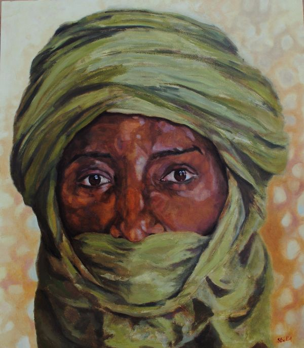 Tuareg PUBLIC COLLECTION EGYPT