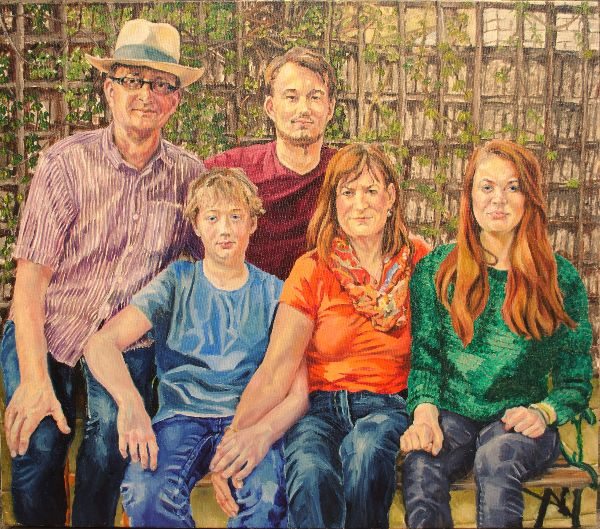 Family oils COMMISSION