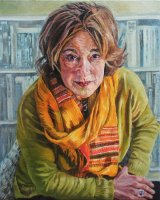 Geraldine Sharpe-Newton oils SOLD