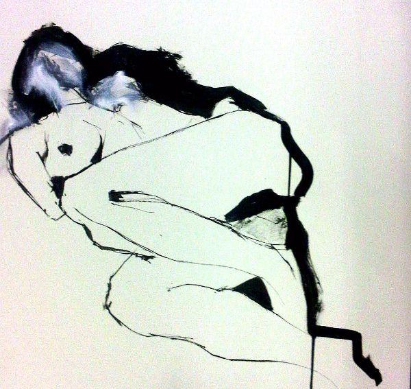 Life drawing FIGURATIVE ART REPRESENTATIONAL ART