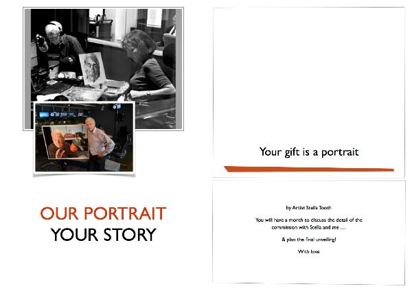 Portrait Gift Card