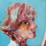Self-portrait oils NFs