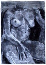 Vasiliki life drawing