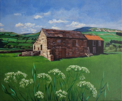 Wensleydale Barn - sold