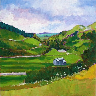 Swaledale, North Yorkshire - sold