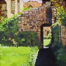 Abbey Study 1 - sold
