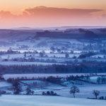 Sunrise Pewsey Vale