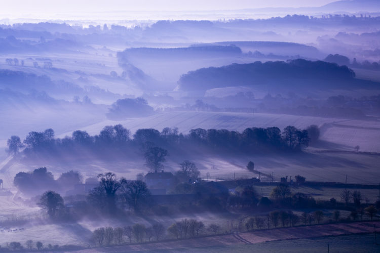 Pewsey Vale Wiltshire