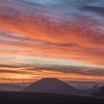 December Sunrise Sidbury Hill