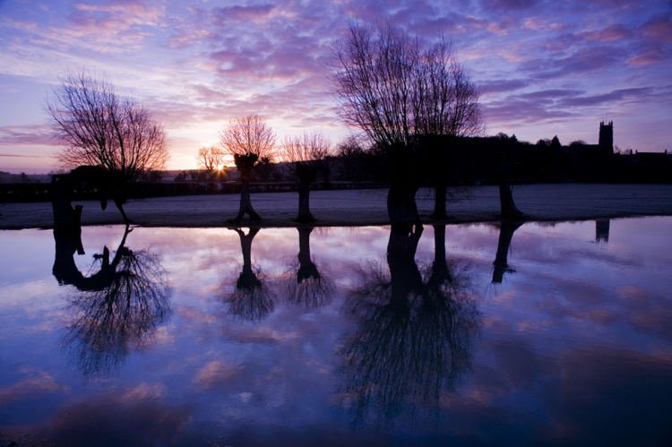 Sunrise River Kennet