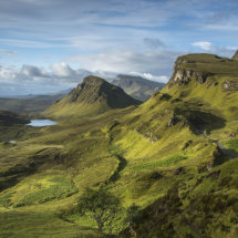 The Quraing Skye