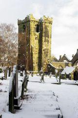 St. Thomas a Becket old church