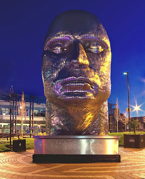 'The Face of Wigan'