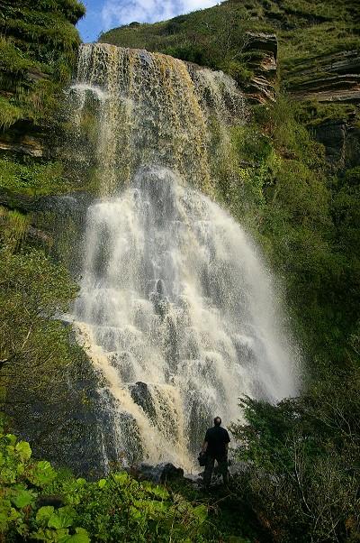 Arran Waterfall