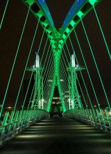 On the Lowry Bridge