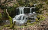 Jepson's Clough Waterfall