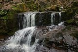 Jepson's Clough Waterfall (without Polarizing Filter)