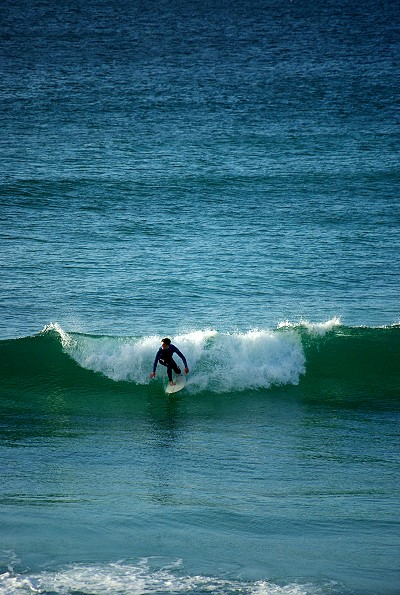 Surfing Dude