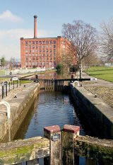 The Rochdale Canal