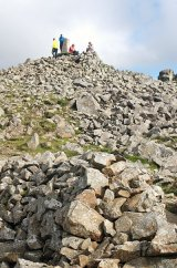 The Summit - Penygadair 893m