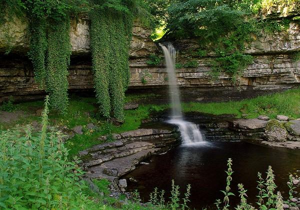 Abbey Fors Waterfall
