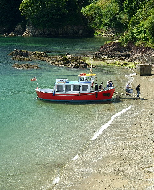 Cawsand to Plymouth Ferry