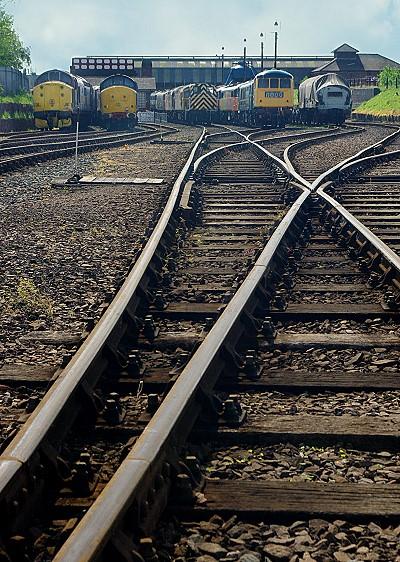 Barrow Hill Railway Centre