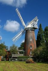 Buttrum's Mill