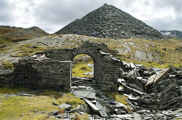 The Famous Stone Archway