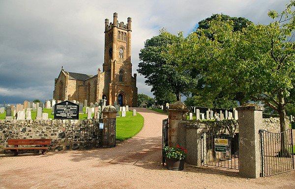 Kilconquhar Parish Church