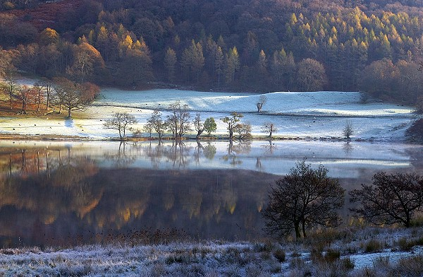 Refections of Loughrigg