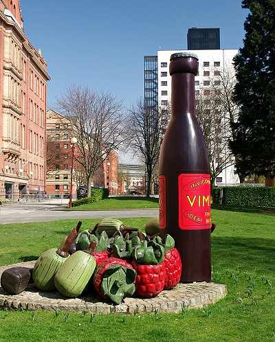 A Monument to Vimto