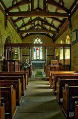 St. James THE LESS Church, Tatham