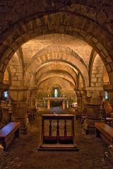 The Crypt - St Mary's Church, Lastingham