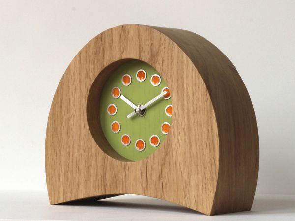 Large Mantle clock