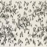 Hive Study. 2014, 130 x 155cm, ink on paper.