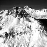 Two ridges, Val d'Isere