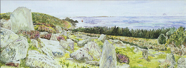 Ancient Village, Bants Carn, St Mary's, Isles of Scilly