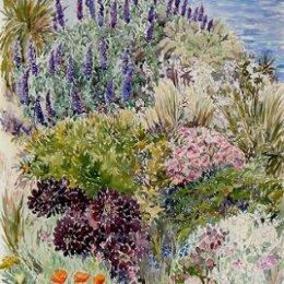 """""""Garrison Garden"""", St Marys, Isles of Scilly"""