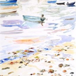 """""""Old Town Beach"""", St Marys, Isles of Scilly"""