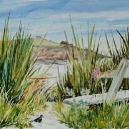 """""""Pelistry Seat"""", St Marys, Isles of Scilly"""