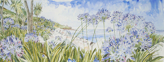 """Porthcressa Memories"" St Marys, Isles of Scilly"