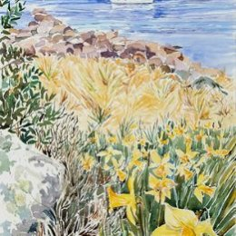 """""""Spring Tide"""" St Marys, Isles of Scilly"""
