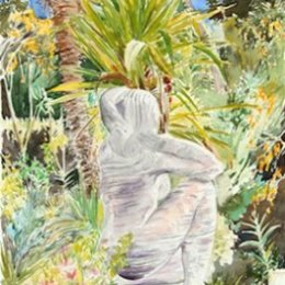 """Gaia"", Tresco Abbey Gardens, Tresco, Isles of Scilly"