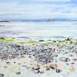 """Our Beach"", Porthloo, St Marys, Isles of Scilly"