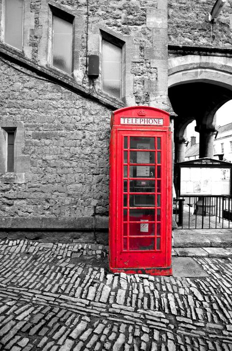 Phone Box, Castle Cary